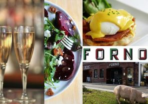 Treat Yourself to Brunch with Tea or Coffee for Two for Only €19 in Forno, Donnybrook!