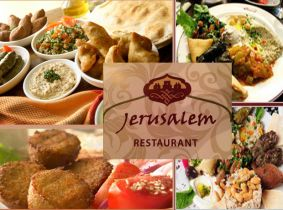 Savour a Beautiful 2 Course Meal for Two at Jerusalem, Camden Street for Only €36 - BYOB Available.
