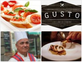 Savour a Fabulous 2 Course Italian Meal for Two with Prosecco on Arrival in Gusto, Parkgate St for Only €35!