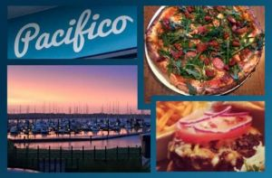 Enjoy an exquisite 2 Course Meal for Two for Only €30 overlooking the beautiful Malahide marina in Pacifico Wood Fired Kitchen.