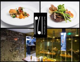 Christmas Gift Idea! Get €60 worth of food for €30 at the superb Platform 61, South William St, Dublin 2!