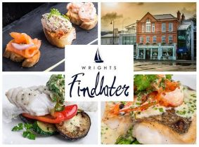 Savour a Mouth Watering Meal for Two with a Bottle of Wine in the Critically-acclaimed Wright's Findlater of Howth for Only €40! Available December to February