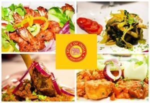 Enjoy a 2 Course Meal for Two for €28 in Spice of India, Swords - Available 7 days a week