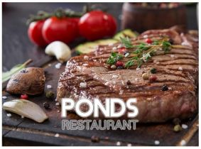 Treat Yourself to a Delicious Steak on The Stone with Sides for Two for Only €25 in Ponds, Churchtown!