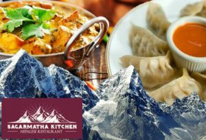 Enjoy a 3 course A la Carte Nepalese & Indian Meal with Bottle of Wine for Two for only €49.99 in Sagarmatha Kitchen, Swords!