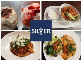 Savour a mouth-watering 3 Course Meal For Two with BYOB for just €35 at Silver Cafe, Dublin 6's exciting new restaurant! Valid 7 days a week for lunch and dinner / Groups Welcome!