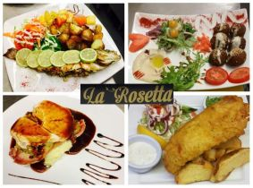 New to Mullingar! Enjoy a fabulous 2 course meal for 2 with sides and BYOB for just €30 at La Rosetta. Valid 7 Days!
