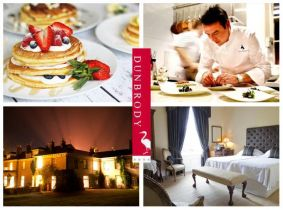 Treat Yourself to a One Day Cookery School designed by Kevin Dundon plus €90 Hotel Credit in Dunbrody House, Co. Wexford for Only €225
