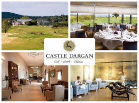 Treat Yourself to a One Night Stay for Two including Breakfast, 3 Course Dinner and Late Checkout for ONLY €109 in Castle Dargan, Co. Sligo!