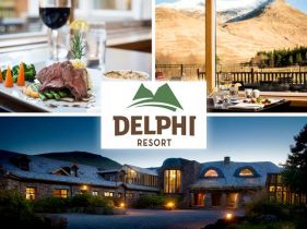 Experience an Unforgettable 2 Nights Stay for Two in the 4* Delphi Resort, Connemara, with Full Irish Breakfast, 3 Course Dinner and Spa/Adventure Credit for Only €179.50pps!
