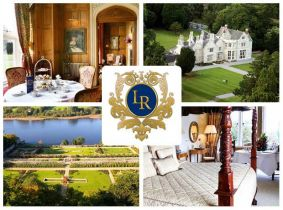Enjoy a Majestic Overnight Stay for Two with a 4 Course Dinner & Breakfast in Lough Rynn Castle Estate & Gardens for Only €210!