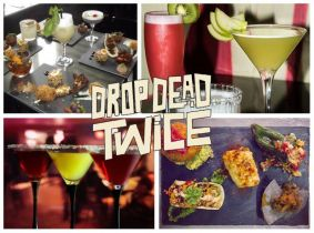 Summer Special!  Enjoy a Unique Cocktail & Tapas Experience for Two in Drop Dead Twice for Only €59.99!