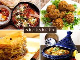 Enjoy a 3 Course Meal for Two with Tea/Coffee & BYO for Only €29 at Shakshuka, Rathmines!