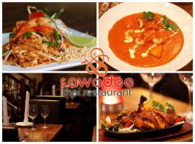 Enjoy A Delicious Indian 3 Course Meal For 2 People For Just €40 at Sawadee Thai, Terenure! Valid 7 days per week / Groups Welcome!