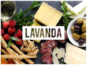 Enjoy a Meat & Cheese Sharing Platter for Two with Prosecco for Only €15 in Lavanda, Smithfield!