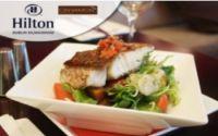 Cinnamon Restaurant at Hilton Dublin Kilmainham Hotel