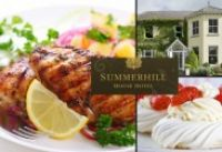 Courtyard Restaurant @ Summerhill House