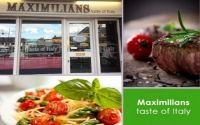 Maximilian's Taste of Italy