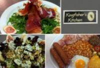 The Kingfisher's kitchen