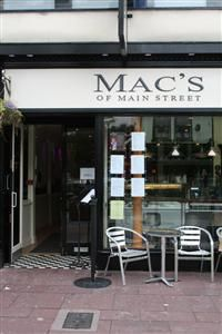 Mac's Restaurant and Ice Cream Parlour