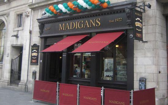 Gresham Hotel Dublin Restaurant Menu