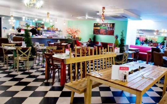 Avoca Cafe Belfast Reviews